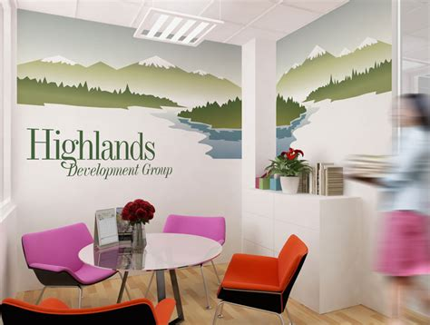 Highlands Development Office Design SpellBrand®