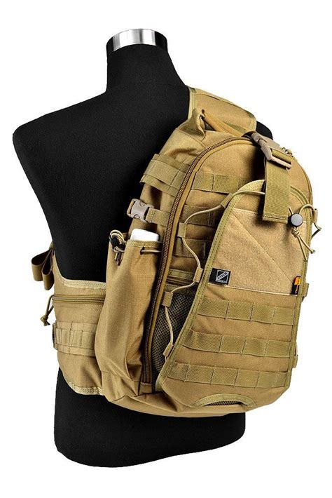 jtech gear city ranger outdoor pack camel coyote hiking daypacks