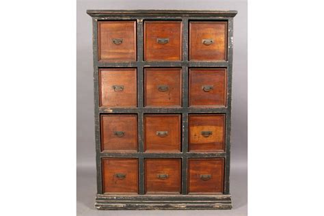 vintage multi drawer cabinet   Home Decor