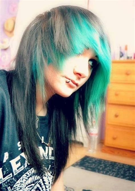 Awesome Dyed Hairstyles For Guys by Awesome Hair Asking Alexandria Shirt Awesome