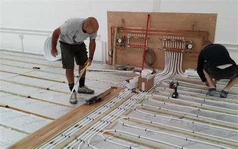 continental underfloor heating wiring diagram diy