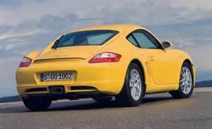 2007 Porsche Cayman S Review 2007 Porsche Cayman Photo