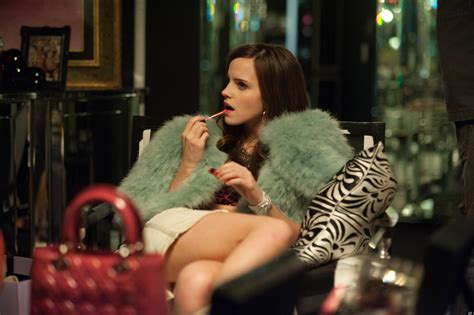 emma watson burlesque film cranes are flying the bling ring