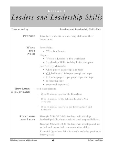biography lesson plans middle school time management chart for high school students mega