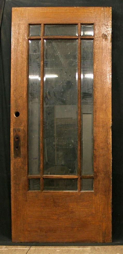 How Should I Paint My House 36 quot x84 quot antique exterior entry white oak wood door 9