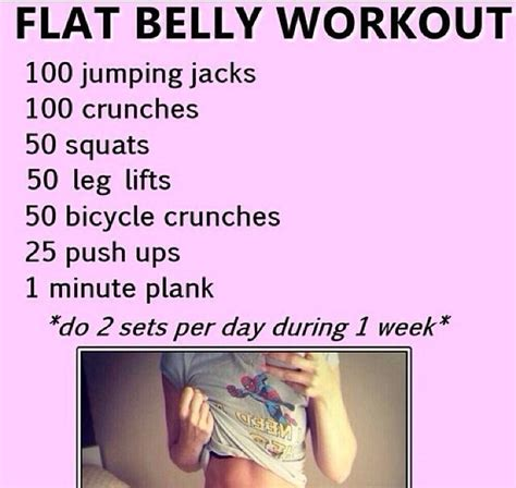 flat belly workout tone up quickies flats