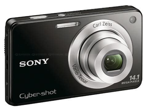 Kamera Digital Sony Ericsson Cybershot sony announces six entry level cyber compacts digital photography review