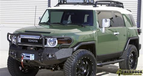 Custom Toyota Fj Cruiser Custom Fj Cruiser By 4 The Truck Ultimate Fj