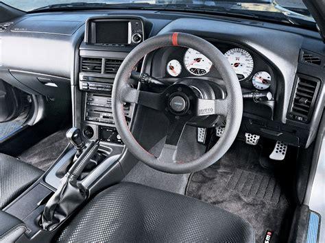 gtr nissan interior nissan skyline r34 gtr rb26 motor turbo high tech