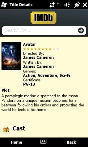 imdb mobile imdb mobile beta v0 5 released