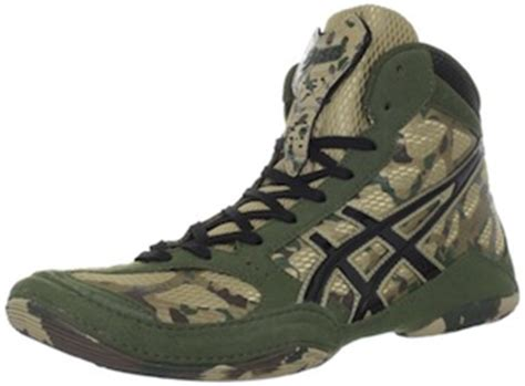 Singlet Armour Army camo shoes are for your