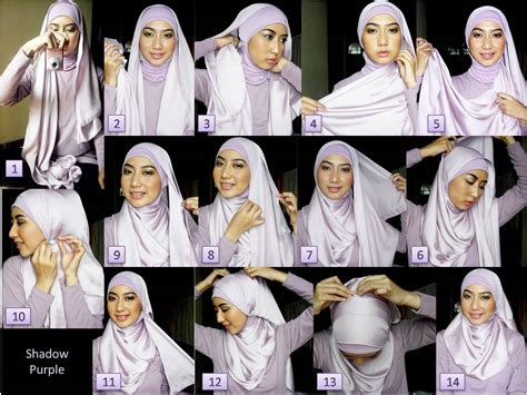 tutorial hijab paris yang praktis paris hijab tutorial youtube 2013 modis dan praktis