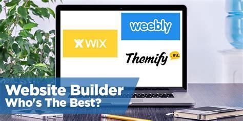 Best Website Builder 2016: Weebly vs Wix vs Wordpress