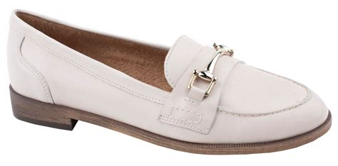 white loafer shoes for jones bootmaker gumball loafer shoes in white lyst