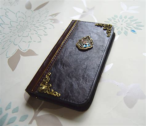Hoghwarts Harry Potter Casing Samsung Iphone 7 6s Plus 5s 5c 4s new iphone 6s plus with harry potter hogwarts crest leather vintage personalized magic book