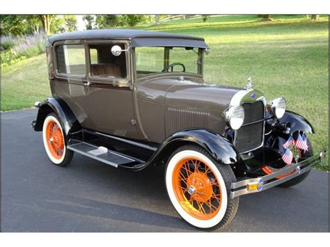 Lances New Hookup Ford Model Strother by 1929 Ford Model A For Sale On Classiccars 79 Available