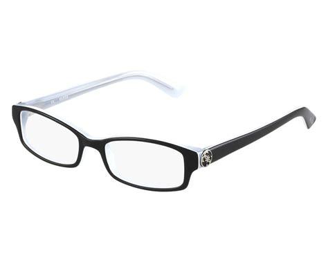 3in1 Gucci Natasya 2526 2 guess eyeglasses gu 2526 003 black visionet