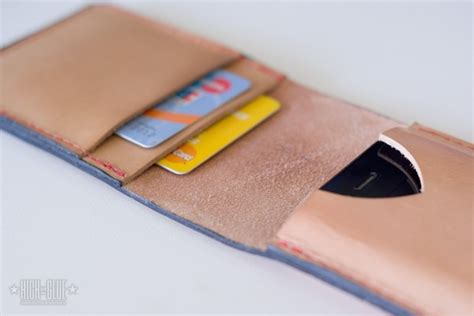 tutorial wallet iphone make it simple and stylish leather smartphone flip wallet