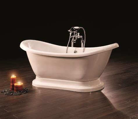 Boat Bathtub by Plinth Roll Top Boat Bath Tub