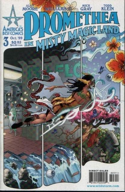 promethea book 1 1563896672 promethea 1 the radiant heavenly city issue