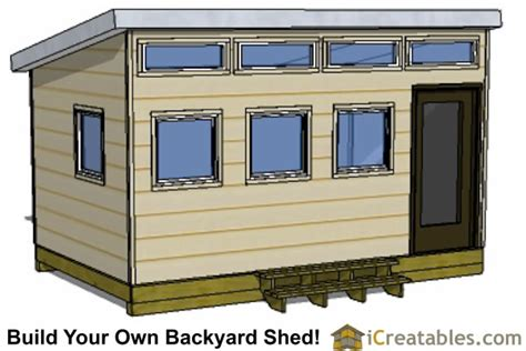10x16 studio shed plans s2 icreatables has your shed