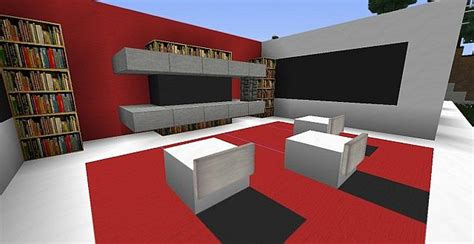 minecraft modern living room modern living room ideas minecraft project