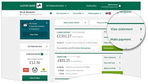 Bank Statement Of Standing lloyds bank banking simpler banking is coming soon