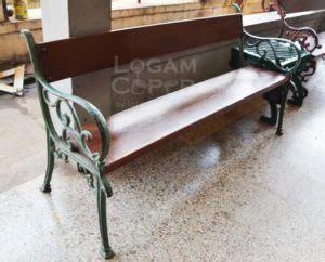 Kursi Taman Besi Cor kursi taman besi cor kayu kalimantan filmaria