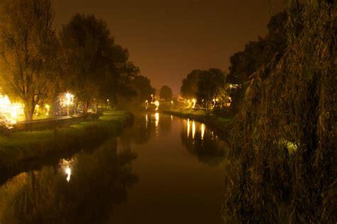 wann fängt die nacht an die else bei nacht b 252 nde foto bild landschaft bach