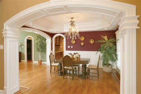 design of arches in houses customizing your new home home arches and new homes