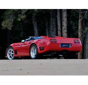 Callaway C4 Twin Turbo Corvette ZR1 Super Speedster B2K