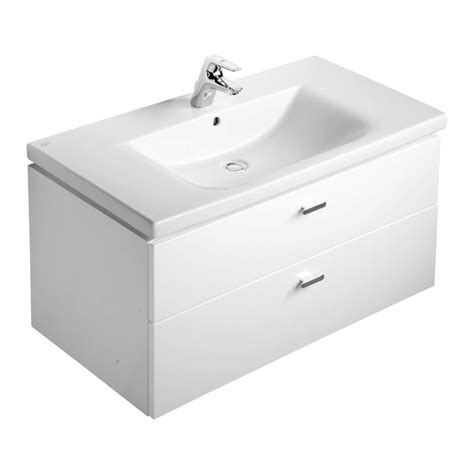 Armitage Shanks Vanity Units by Product Details E6510 1000mm Wall Mounted Vanity Basin