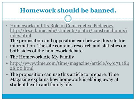 Should Be Banned Essay by La 8 Debate Topics And Groups
