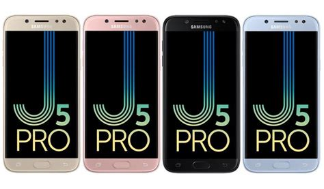 Samsung Galaxy J5pro New Warna Gold Black Silver samsung galaxy j5 pro 32gb 100 orig end 7 17 2018 7 48 pm