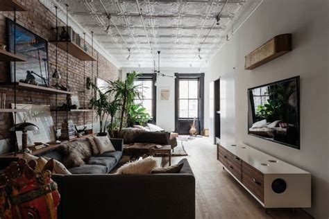 design house decor ny industrial design done right new york loft