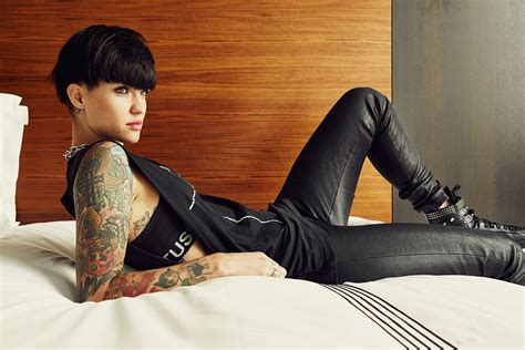 tattoo girl from orange is the new black meet orange is the new black star ruby rose vanity fair