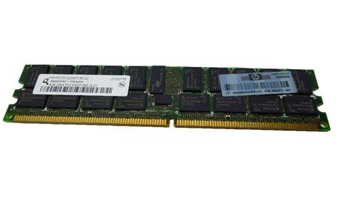 Ram Komputer Server hp 4gb server ram 2rx4 pc2 5300p 555 12 zz 405477 061