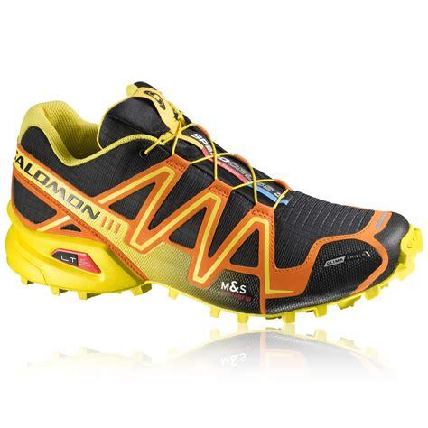 salomon running shoes on sale salomon speedcross 3 cs trail running shoes 36