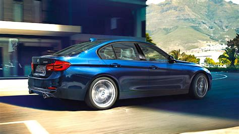 bmw sedan cars price in india launched in india bmw 320i baby bimmer priced 43l