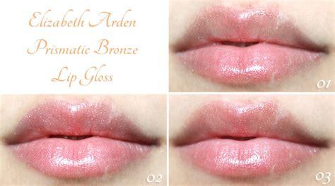 Lip Gloss Elizabeth Arden thenotice elizabeth arden prismatic lip gloss review