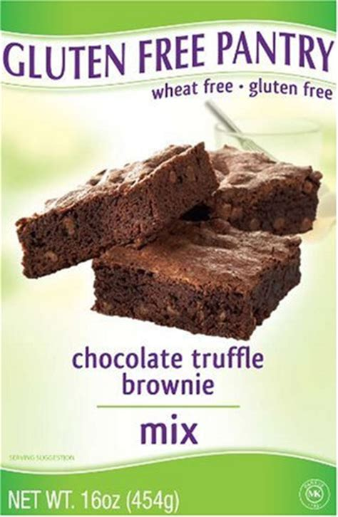 Gluten Free Pantry Chocolate Truffle Brownie Mix how many calories are in a egg how many calories are