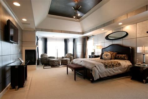 modern bachelor pad bedroom nfl bachelor pad modern bedroom atlanta by
