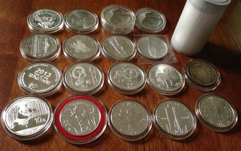 humble beginnings of a silver stacker silverblogging in