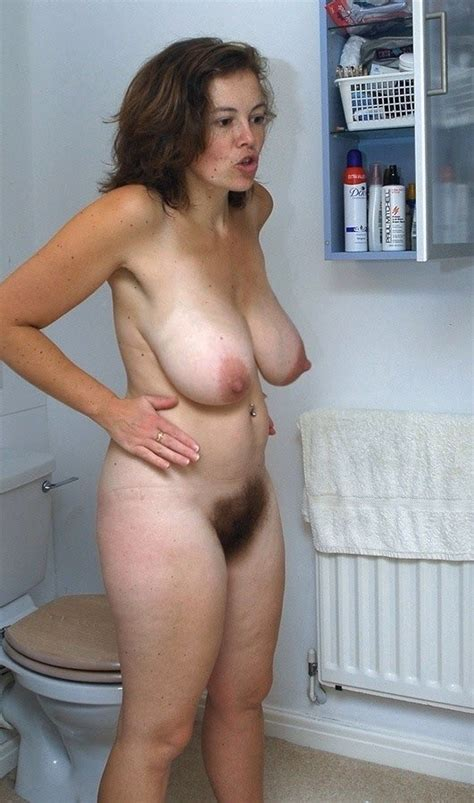 Cougar With Nice Bush