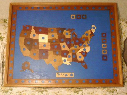 quarter map map to hold us state quarters by hodji lumberjocks woodworking community