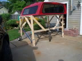 Truck Canopy Storage by Diy Wood Truck Topper Joy Studio Design Gallery Best