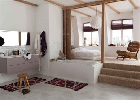 Idee Separation Chambre Salon