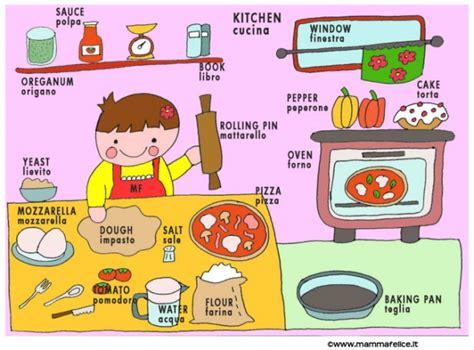 cucina in inglese traduzione come si dice cucina in inglese confortevole soggiorno