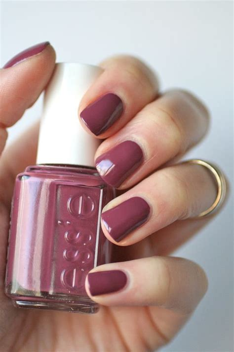 essie nail colors best 25 fall nail ideas on fall nail