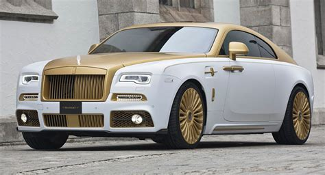 mansory s rolls royce wraith palm edition 999 is garnished